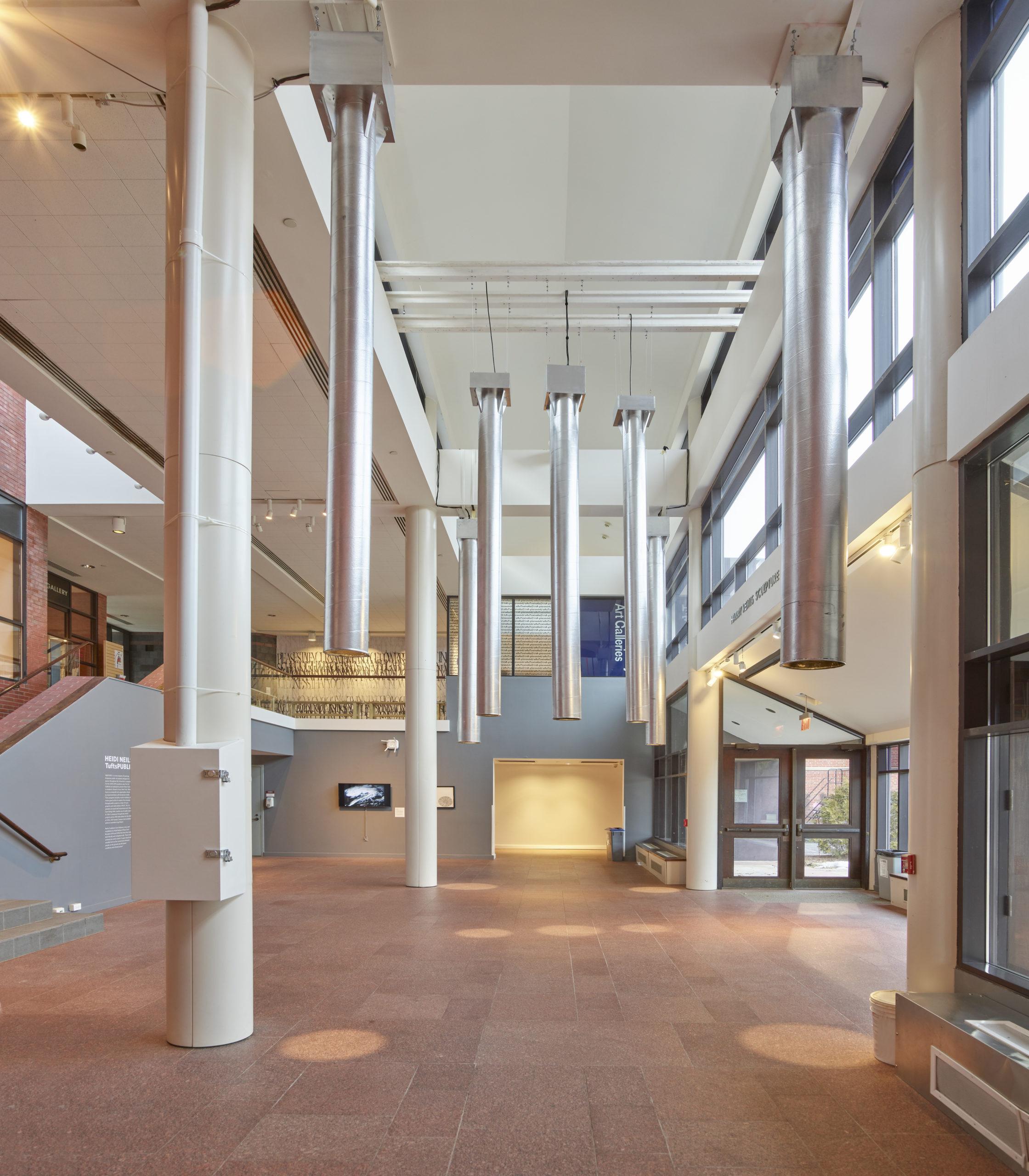 Sonic Planetarium: Satellite Pipes at Tufts University Art Galleries