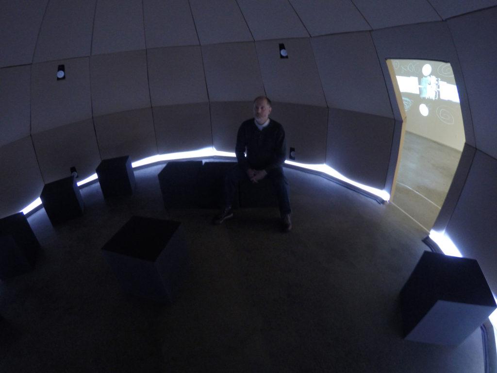 Sonic Planetarium